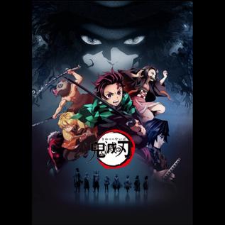 Chez Rhox Aimant - Kimetsu no Yaiba: Demon Slayer - Affiche de la Saison 1