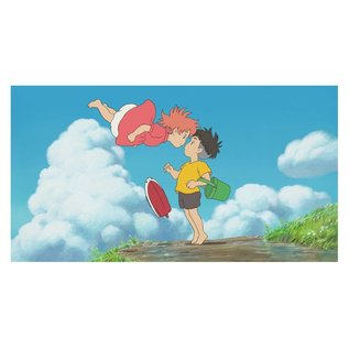 Chez Rhox Aimant - Studio Ghibli Ponyo sur la Falaise - Ponyo et Sosuke