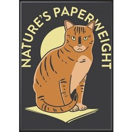 Ata-Boy Magnet - Chat - Nature's Paperweight