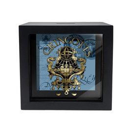 Spoontiques Bank - Harry Potter - Gringotts Bank Shadow Box
