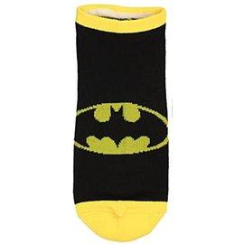 Bioworld Socks - DC Comics Batman - Black with Logo 1 Pair Ankle