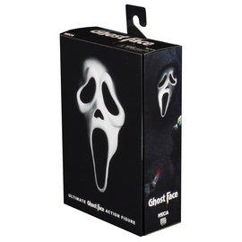 "NECA Figurine - Scream - Ghost Face Articulée Avec Pièces Interchangeables 7"""