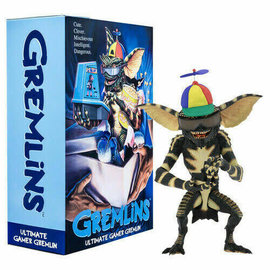 "NECA Figurine - Gremlins - Ultimate Gamer Articulée Avec Pièces Interchangeables 7"""