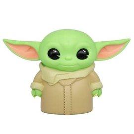 "Monogram Tirelire - Star Wars The Mandalorian - The Child ""Bébé Yoda"" Grogu en Vinyle 3D"