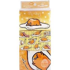 Takara Tomy Mouchoirs en Papier - Sanrio Gudetama the Lazy Egg - Personnages Variés 6 Paquets de 16