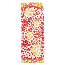 Kaya Hand Towel - Tenugui - Momiji Maple Leaves