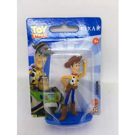 Mattel Figurine - Disney Pixar Toy Story - Woody Micro Collection 3""