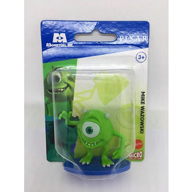 Mattel Figurine - Disney Pixar Monsters Inc. - Mike Wazowski Micro Collection 2""