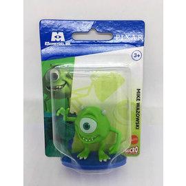 "Mattel Figurine - Disney Pixar Monstres Inc. - Mike Wazowski Micro Collection 2"""