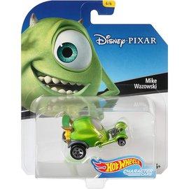 Mattel Jouet - Hot Wheels Disney Pixar - Character Cars Mike Wazowski
