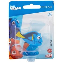 "Mattel Figurine - Disney Pixar Finding Nemo - Dory Micro Collection 2"""