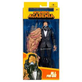 "McFarlane Figurine - My Hero Academia - All for One Wave 4 7"""