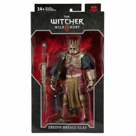 "McFarlane Figurine - CD Projekt Red The Witcher 3 Wild Hunt - Eredin Bréacc Glas 7"""