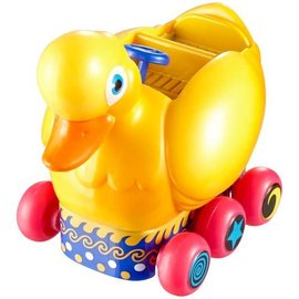 Mattel Jouet - Hot Wheels DC Batman Returns - The Penguin Duck