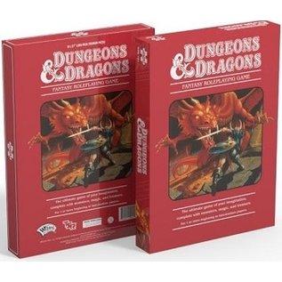 The OP Games Casse-tête - Dungeons & Dragons - Couverture Originale 1ère Édition Premium 1000 pièces