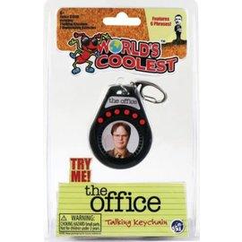 World's Coolest Porte-clés - The Office - World's Coolest Dwight Parlant