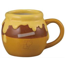 Sun Art  Seto Tasse - Disney Winnie l'Ourson - Pot de Miel Hunny 14oz