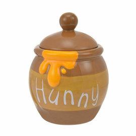 Sun Art  Seto Tasse - Disney Winnie l'Ourson - Pot de Miel Hunny avec Couvercle 12oz