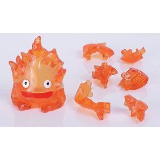 Eco Casse-tête - Studio Ghibli Le Château Ambulant - Calcifer Kumu Kumu Series 3D 9 pièces