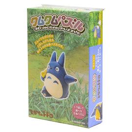 Eco Casse-tête - Studio Ghibli Mon Voisin Totoro - Chuu Totoro Kumu Kumu Series 3D 9 pièces