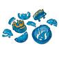 Eco Casse-tête - Studio Ghibli Le Château dans le Ciel - Le Crystal de Laputa de Sheeta Kumu Kumu Series 3D 9 pièces