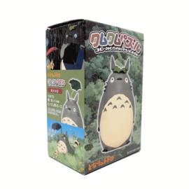 Ensky Studio Casse-tête - Studio Ghibli Mon Voisin Totoro - Totoro avec Feuille Kumu Kumu Series 3D 25 pièces