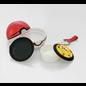 Skater Boîte Bento - Pokémon - Poké Ball 3D de 2 Compartiments avec Élastique 310ml