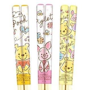 Disney Entreprise Baguettes - Disney Winnie l'Ourson - Winnie et Porcinet Ensemble de 3 Paires 21cm