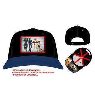 Bioworld Casquette - Cowboy Bebop - Imprimé des Cowboys Snapback Ajustable