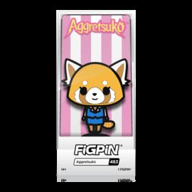 FiGPiN FiGPiN - Aggretsuko - Aggretsuko #483