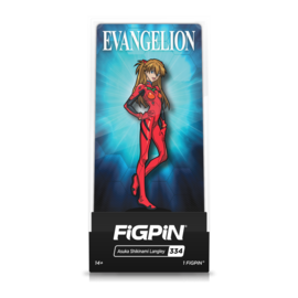 FiGPiN FiGPiN - Neon Genesis Evangelion - Asuka Shikinami Langley #334