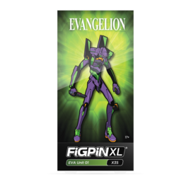 FiGPiN FiGPiN XL - Neon Genesis Evangelion - EVA Unit 01 #X35