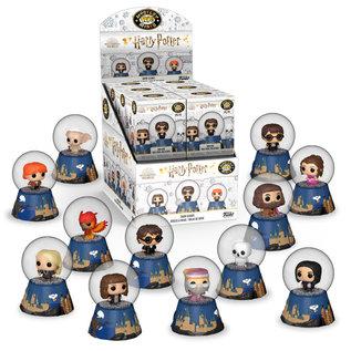 Funko Boîte mystère - Harry Potter - Figurine Mystery Minis Boule à Neige