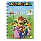 Pyramid America Carnet de Notes - Nintendo Super Mario - Mario, Luigi, Peach, Toad, Yoshi et Bowser Cahier à Anneaux