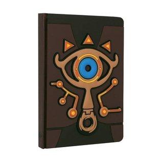 Pyramid America Carnet de Notes - The Legend of Zelda Breath of the Wild - Tablette Sheika en Relief