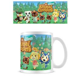 Pyramid America Tasse - Animal Crossing New Horizon - K.K. , Tom Nook, Tommy, Timmy, Isabel et Mabel 11oz