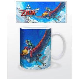 Pyramid America Tasse - The Legend of Zelda Skyward Sword - Link sur son Loftbird 11oz