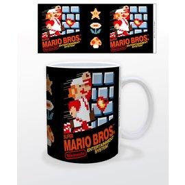 Pyramid America Tasse - Nintendo Super Mario Bros. - Couverture du Jeu 11oz