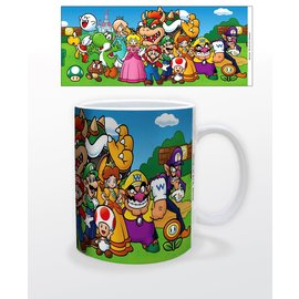 Pyramid America Tasse - Nintendo Super Mario Bros. - Mario et Compagnie 11oz
