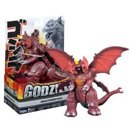 "Playmates Toys Figurine - Godzilla - Destoroyah Articulée 6.5"""