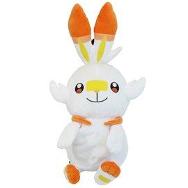 ShoPro Backpack - Pokémon - Pocket Monsters Scorbunny/Hibanny Plush