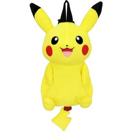 ShoPro Backpack - Pokémon - Pocket Monsters Pikachu Plush