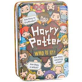 Paladone Jeu de Société - Harry Potter - Who is it ? Jeu de Cartes *Version Anglaise*
