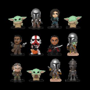 Funko Boîte mystère - Star Wars The Mandalorian -  Figurine Mystery Minis