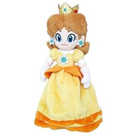 San-Ei Peluche - Nintendo Super Mario - Daisy All Star Collection 10""