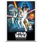 Aquarius Aimant - Star Wars - Episode IV Vintage Poster