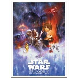 Aquarius Aimant - Star Wars - Episode V Vintage Poster