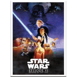 Aquarius Aimant - Star Wars - Episode VI Vintage Poster