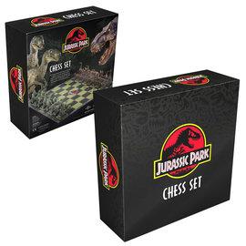 Noble Collection Jeu de société - Jurassic Park - Jeu d'Échecs de Collection