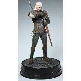 "Dark Horse Figurine - CD Projekt Red - The Witcher 3 Wild Hunt Geralt Hearts of Stone 11"""